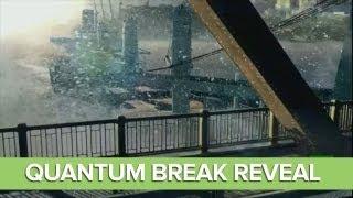 Quantum Break Trailer at Xbox One Reveal Event - Quantum Break by Remedy