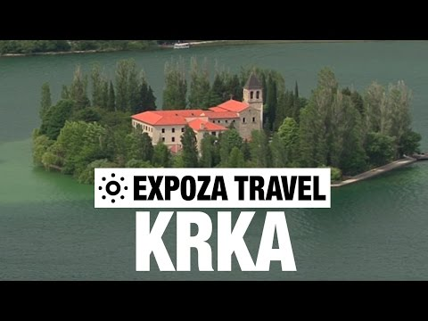 Krka (Croatia) Vacation Travel Video Guide
