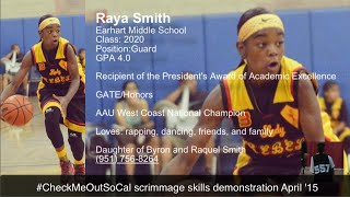 Raya Smith's Spotlight Video