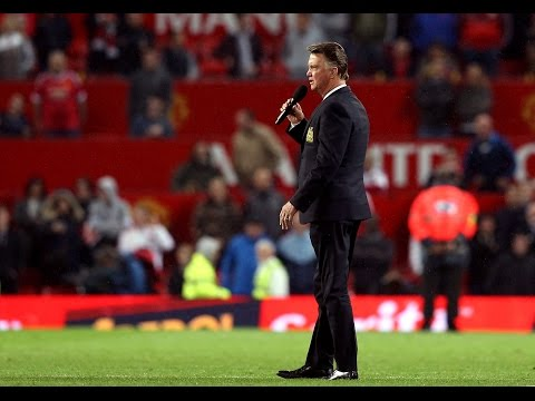 Louis van Gaal - End of Season Speech