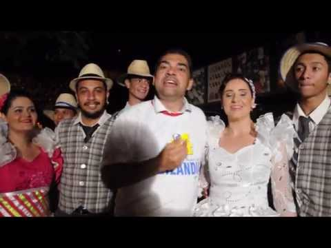 Senador Hélio José prestigia o folclore brasileiro na Ceilândia