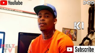 K.i DOD Speaks on being WOOO since 09 , Shows Ankle MONITER & Says People diss him for CLOUT