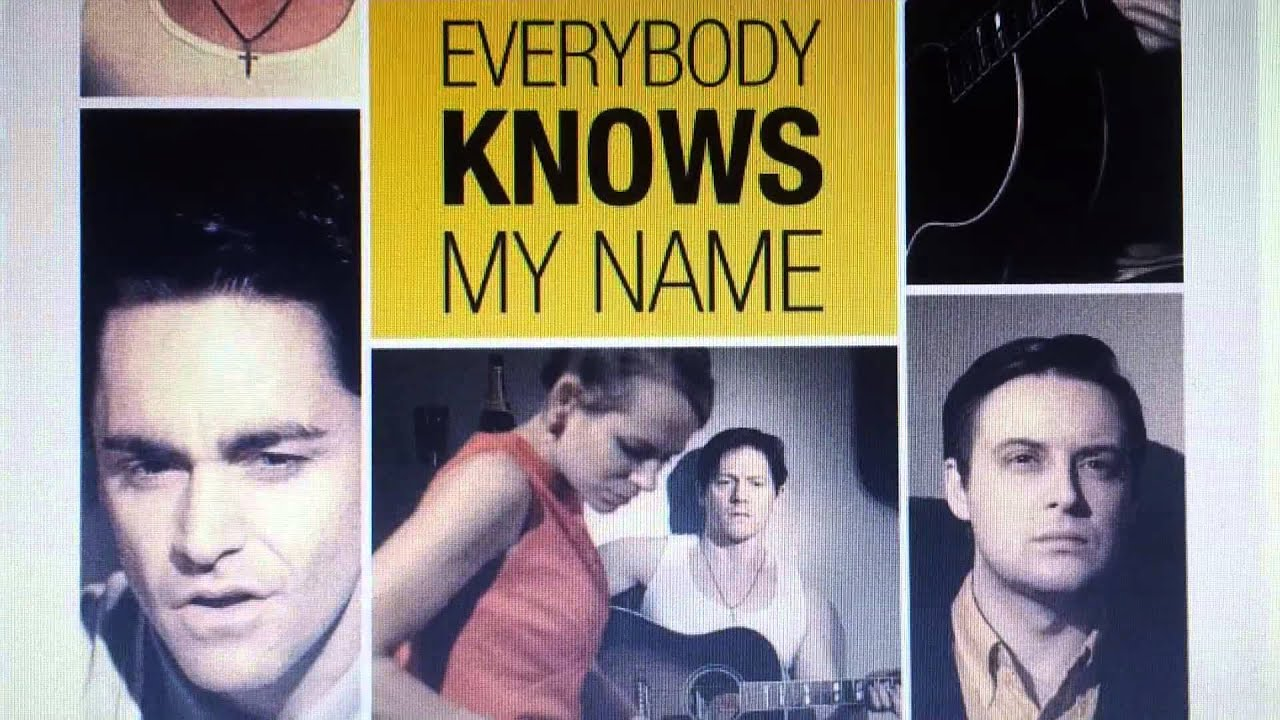 where everybody knows your name lyrics: