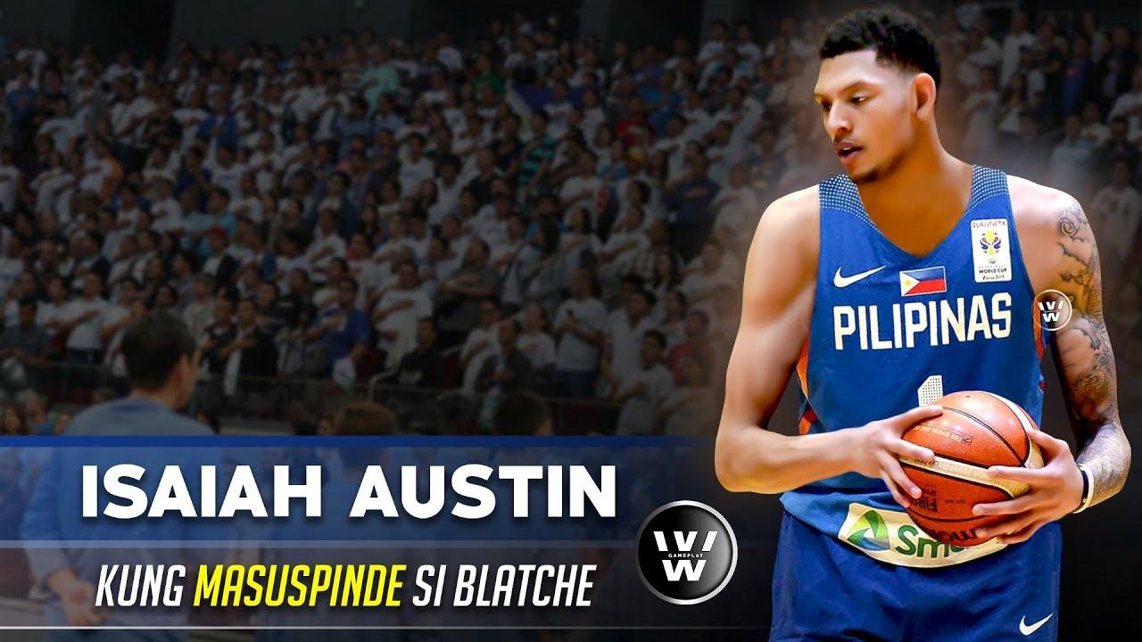 Isaiah Austin to Gilas Pilipinas? | Kung Masuspinde si Andray Blatche, Pwede kaya?