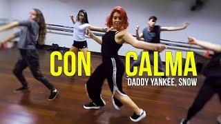 Con Calma Daddy Yankee Feat Snow Coreografia Aeduardoamorimoficial