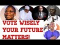 VOTE Away  THE 70 YEARS OLD | OMOYELE SOWORE