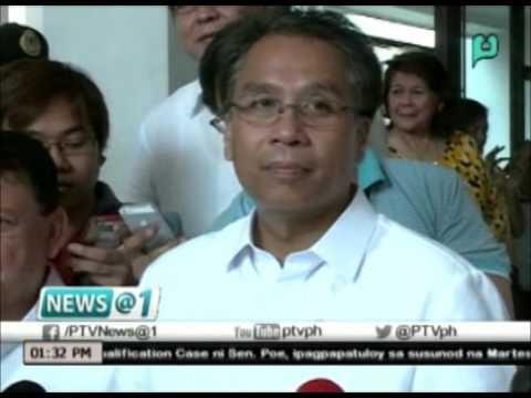 News@1: LP Standard Bearer Mar Roxas, tiwalang magtatagumpay siya sa halalan