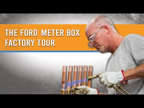 The Ford Meter Box Company, Inc