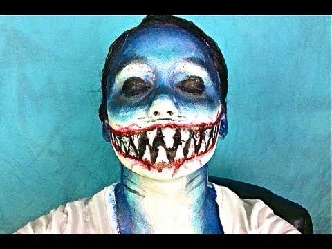 shark girl makeover  youtube