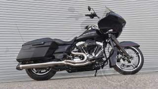 Bassani Road Rage3 for Bagger Stainless 1F18SS
