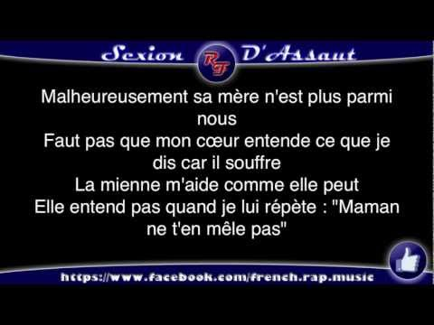 Clip video Sexion d'Assaut - Problèmes D'adultes (Paroles) HD 2012 (Lyrics) - Musique Gratuite Muzikoo