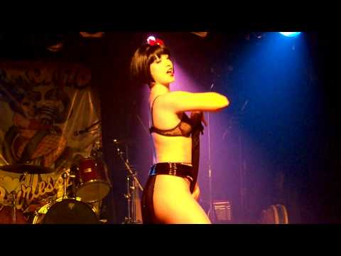 Performance By Michelle L'amour From Toronto Burlesque Festival 2010 video
