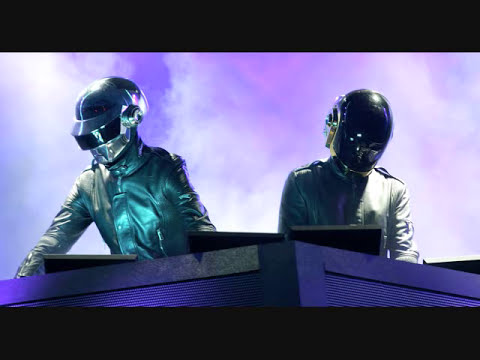 Daft Punk - Harder Better Faster Stronger + Around the World