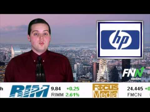 HP Taking $8.8 Billion Writedown Amid Mixed Earnings