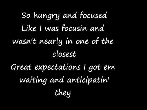 Great expectations lyrics Diggy Simmons