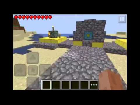 Herobrine Mod for Minecraft: PE