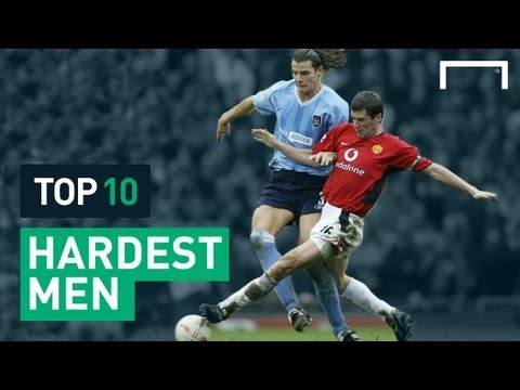 Top 10 Hardest Men In Football