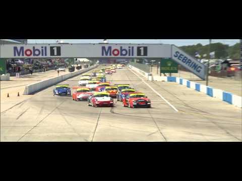 Porsche IMSA GT3 Cup Challenge