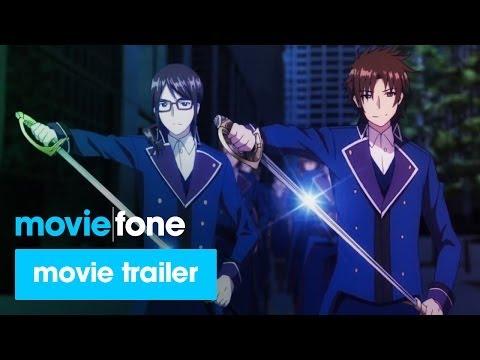 'K Missing Kings' Trailer (2014): Daisuke Namikawa, Daisuke Ono
