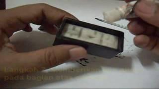 cara memperbaiki cartridge dengan mudah