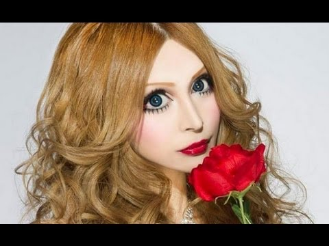 Japanese Woman Spends $100k+ To Be 'a Living French Doll' video