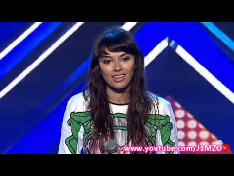 Amali Ward - The X Factor Australia 2014 - AUDITION [FULL]