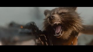 Guardians Of The Galaxy trailer UK -- Official Marvel | HD