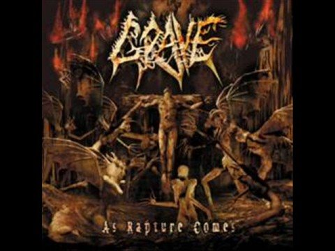 Grave - Burn