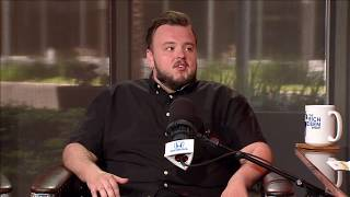 Game of Thrones' John Bradley Shares the Craziest GoT Fan Theory He's Heard So Far | 7/17/17