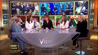 """The View"" Celebrates 5,000 Shows 