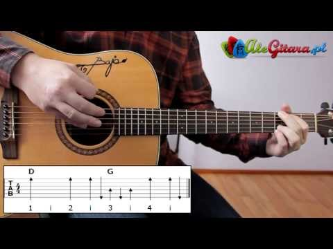 Jak Zagrać Na Gitarze: Hey - Teksański