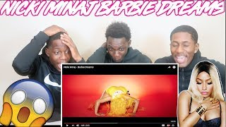 Nicki Minaj - Barbie Dreams - REACTION