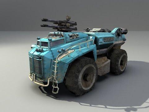 Ex machina - 27 серия -  В пустыню!