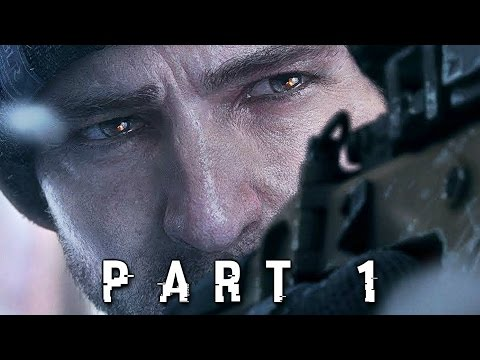 The Division Walkthrough Gameplay Part 1 - The Virus (PS4 Xbox One)