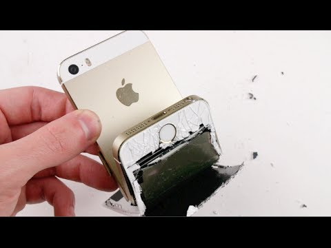 iPhone 5S Transformer - Will it Bend?