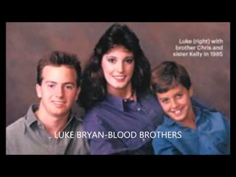 Luke Bryan-blood Brothers video