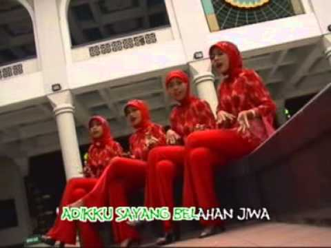 Maria Nabila - Adikku Sayang [Official Music Video]