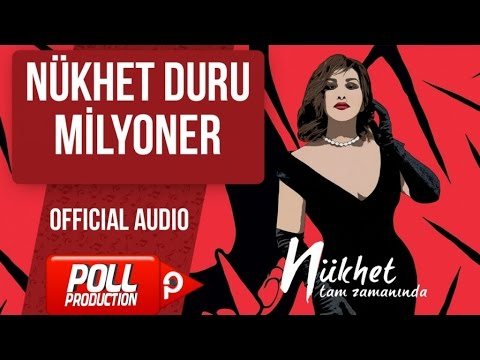 Nükhet Duru - Milyoner - ( Official Audio )