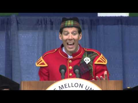 Aron Ralston's (E'97) 2013 Keynote Speech