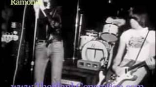 Watch Ramones Blank Generation video