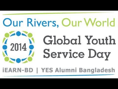 GYSD 2014 celebration by YES Alumni Bangladesh