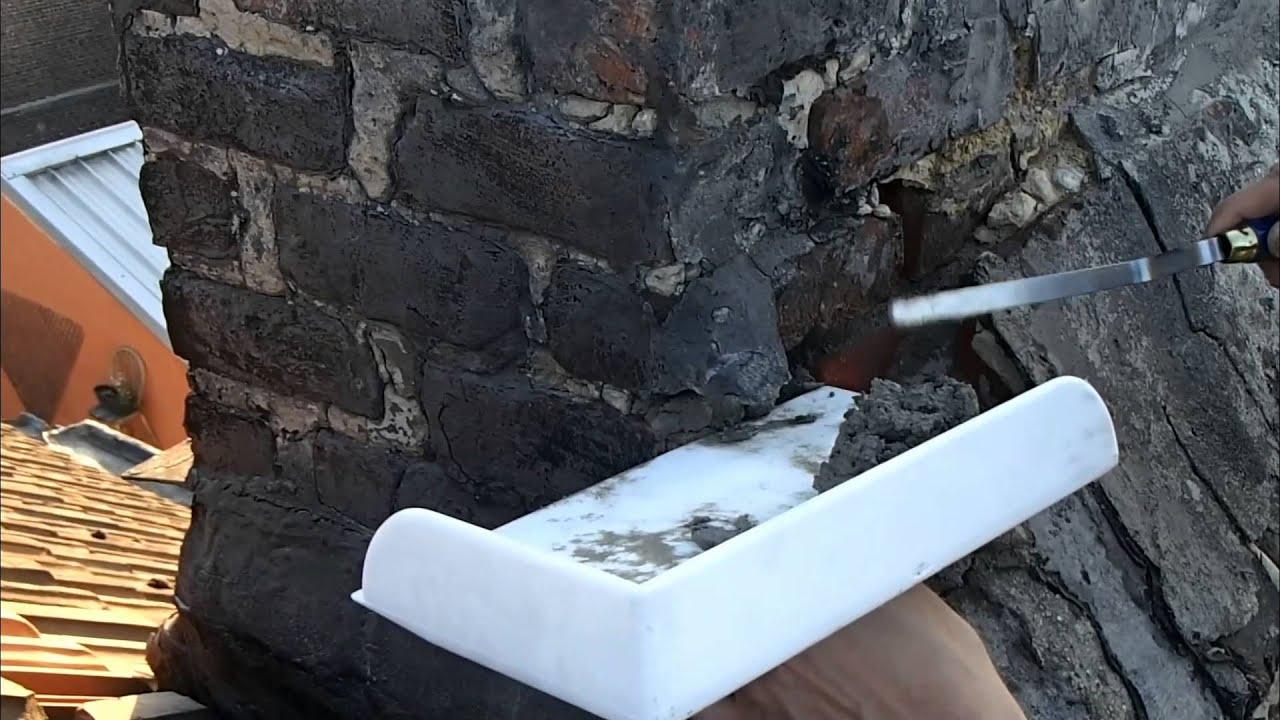 Faire du mortier et rejointer refaire les joints d 39 un mur en brique ou - Faire les joints d un mur en pierre ...