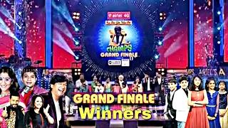 Zee Tamil - Sa Re Ga Ma Pa Lil champs winners List...!