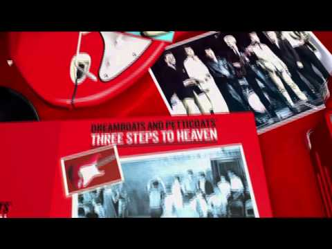 Dreamboats & Petticoats Presents: Three Steps To Heaven out Monday!