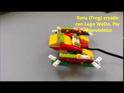 Robot Rana ( Frog Robot )