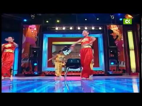 Wu Qiao, acróbatas chinos  -  La Gala (06/06/11)