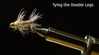 Tying the Double Legs
