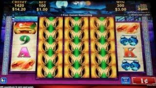 LADY BUTTERFLY | Konami - Slot Bonus Feature *NEW GAME*