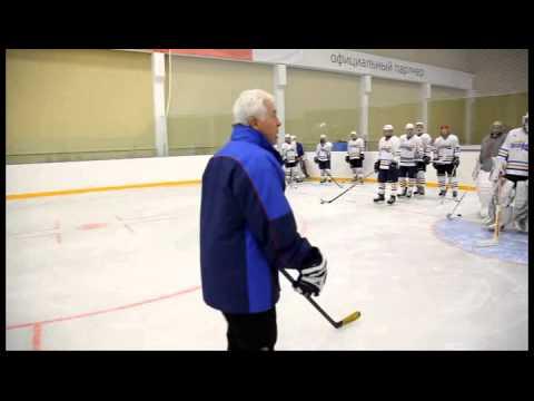 Мастер-класс Барри Смита. Технико-тактическая подготовка на льду (развитие быстроты)