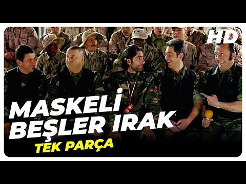 Maskeli Beşler Irak - HD Film Restorasyonlu